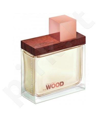 Dsquared2 She Velvet Forest Wood, kvapusis vanduo (EDP) moterims, 100 ml (Testeris)