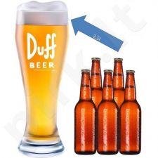 "Gigantiškas alaus bokalas ""Duff beer"""