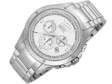 Esprit EL101421F07 Atropos Silver vyriškas laikrodis-chronometras