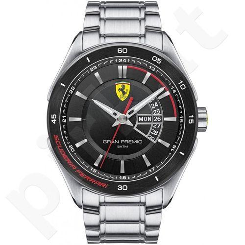 Ferrari Gran Premio 0830189 vyriškas laikrodis