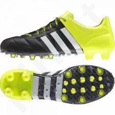 Futbolo bateliai  ACE 15.1 Leather FG/AG M B32818