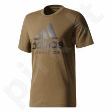 Marškinėliai Adidas Sport ID Branded Tee M BR4752
