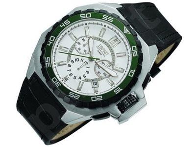 Esprit EL101011F03 Asopos Green vyriškas laikrodis-chronometras