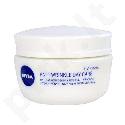 Nivea Anti Wrinkle dieninis kremas, kosmetika moterims, 50ml