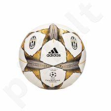 Futbolo kamuolys Adidas Finale 15 Juventus Cap S90239