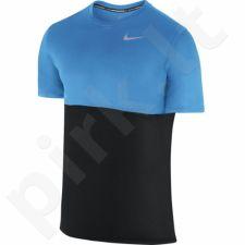 Marškinėliai bėgimui  Nike Racer Short-Sleeve M 644396-013