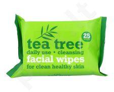 Tea Tree valančios veida servetėlės, kosmetika moterims