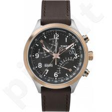 Timex Intelligent Quartz TW2P73400 vyriškas laikrodis-chronometras