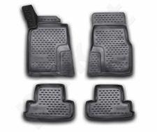 Guminiai kilimėliai 3D FORD Mustang 2010-2013, 4 pcs. /L19025