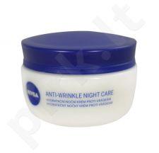 Nivea Anti Wrinkle naktinis kremas, kosmetika moterims, 50ml