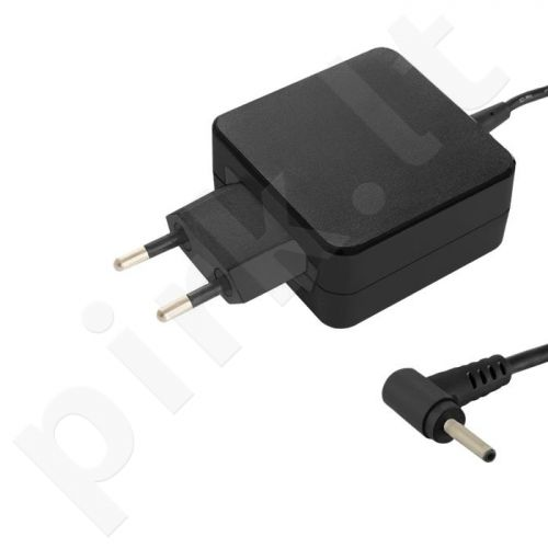 Qoltec AC adapter for Tablet Asus 19V | 1.58A | 2.5*0.7
