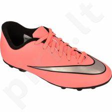 Futbolo bateliai  Nike Mercurial Vortex II FG-R Jr 651642-803