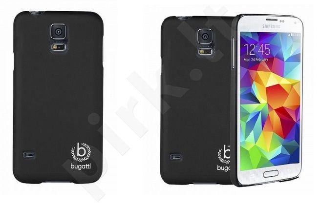 Samsung Galaxy S5 dėklas Bugatti juodas