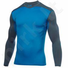 Marškinėliai kompresiniai Under Armour ColdGear® Armour Elements Mock M 1280801-787