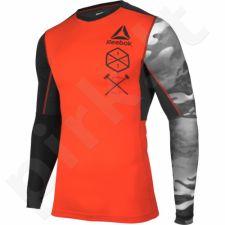 Marškinėliai kompresiniai Reebok Activchill Long Sleeve M B46024