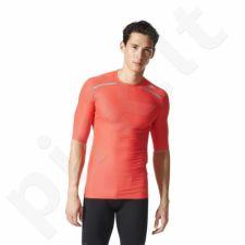 Marškinėliai treniruotėms adidas Techfit Chill Tee M AY3673