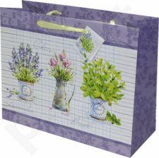 Dovanų maišelis Basil & Lavender Horizontal 95004