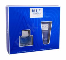 Antonio Banderas Blue Seduction For Men, Eau de Toilette vyrams, 50ml
