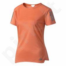 Marškinėliai bėgimui  Adidas Response Tee W BQ7963