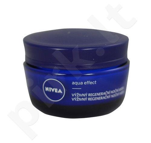Nivea Rich Regenerating Night Care, kosmetika moterims, 50ml