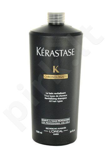 Kerastase Chronologiste Revitalizing šampūnas, kosmetika moterims, 1000ml