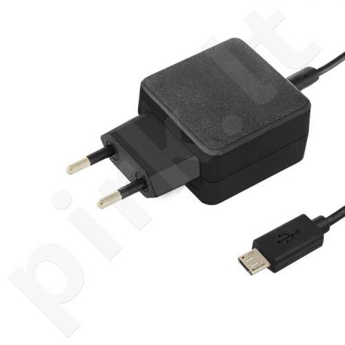 Qoltec AC adapter for Tablet Lenovo 5.2V   2.2A   micro USB
