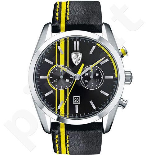 Ferrari D 50 0830235 vyriškas laikrodis-chronometras
