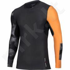 Marškinėliai kompresiniai Reebok CrossFit Long Sleeve M BK1068