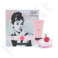 Vendara Presents Audrey rinkinys moterims, (EDP 50 ml + dušo kremas 100 ml)