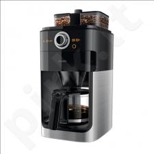 Kavos aparatas Philips HD7762/00 Drip, 1000 W, Black/Metal