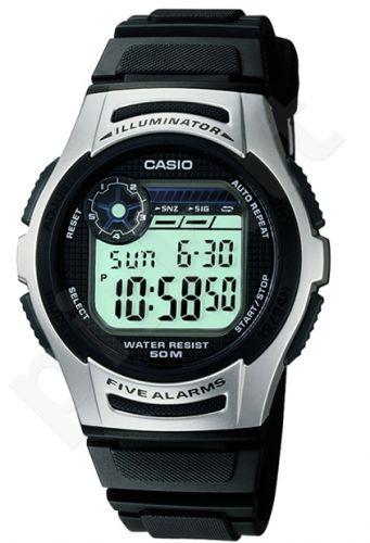 Laikrodis Casio W-213-1A