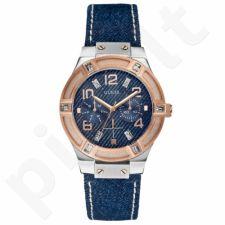 Moteriškas GUESS laikrodis W0289L1