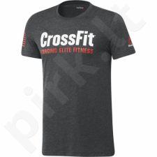 Marškinėliai Reebok CrossFit Forging Elite Fitness Tee M S99567