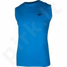 Marškinėliai 4f M H4L17-TSM001 mėlyna