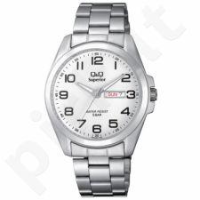 Vyriškas laikrodis Q&Q S284J204Y