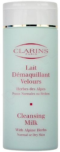 Clarins valomasis pienelis With Alpine Herbs, 200ml, moterims