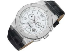 Esprit EL101811F01 Phorcys Silver vyriškas laikrodis-chronometras
