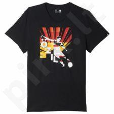 Marškinėliai Adidas Özil Graphic M AI5641