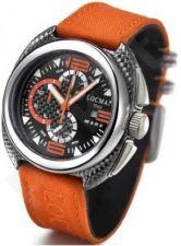 Laikrodis LOCMAN MARE chronografas   013400BKNOR9CDO