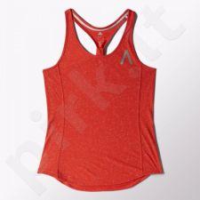 Marškinėliai bėgimui  Adidas Aktiv Tank W S09975