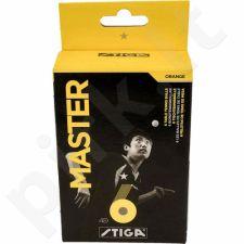 Stalo teniso kamuoliukai STIGA Master* 6vnt