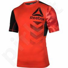 Marškinėliai kompresiniai Reebok Activchill Short Sleeve M BK3932
