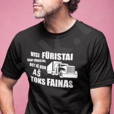"""Marškinėliai """"Fūristas"""""""