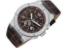 Esprit EL101811F03 Phorcys Brown vyriškas laikrodis-chronometras