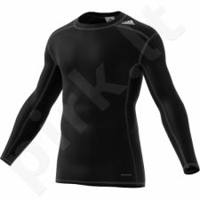 Marškinėliai termoaktyvūs Adidas Techfit Base Climawarm Mock M AI3357