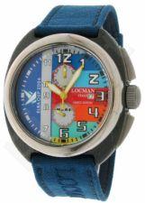 Laikrodis LOCMAN ELBA CUP chronografas 013400ELCPB6COB