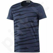 Marškinėliai adidas Neo Animal Pattern M G82424