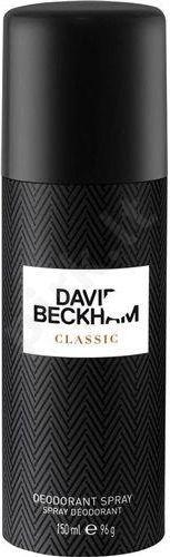 David Beckham Classic, dezodorantas vyrams, 150ml