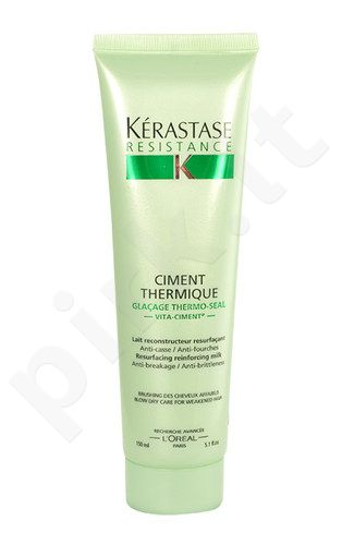 Kerastase Resistance Ciment Thermique Milk For Weakened Hair, kosmetika moterims, 150ml