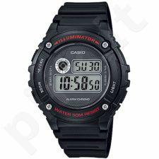 Vyriškas Casio laikrodis W-216H-1AVEF